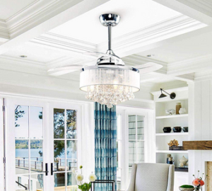 Best Chandelier Ceiling Fans Reviews