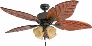 Honeywell Ceiling Fans 50503-01 Royal Palm Ceiling Fan
