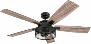Honeywell Ceiling Fans 50614-01 Carnegie Ceiling Fan