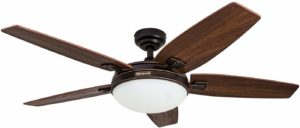 Honeywell Ceiling Fans Carmel Integrated Light Ceiling Fan