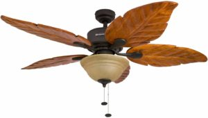Honeywell Sabal Palm 52-Inch Tropical Ceiling Fan