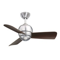 Emerson Modern Ceiling Fans CF130BS Tilo Low Profile Hugger Indoor Ceiling Fan