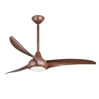 Minka-Aire F844-DK Light Wave 52in Ceiling Fan