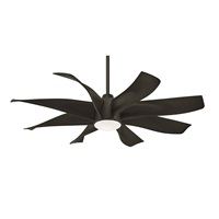 60 Minka Aire Dream Star Oil Rubbed Bronze LED Ceiling Fan