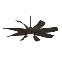 60 Minka Aire Dream Star Oil Rubbed Bronze LED Ceiling Fan